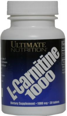 L Carnitine 1000 - Ultimate Nutrition