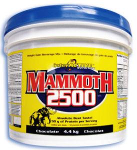 Mammoth-2500